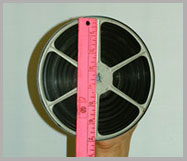 8mm film 400 reel