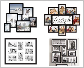 cd23b072473 Extensive selection of collage picture frames