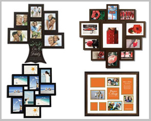 different style collage frames - Collage Photo Frames