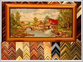 picture frames and custom framing