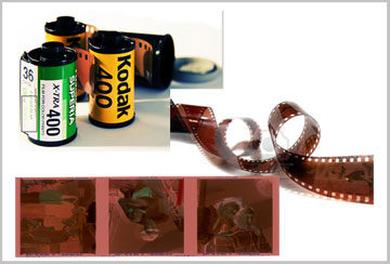 film developing, printing and digitizing