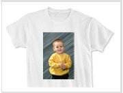 print photo on t-shirt